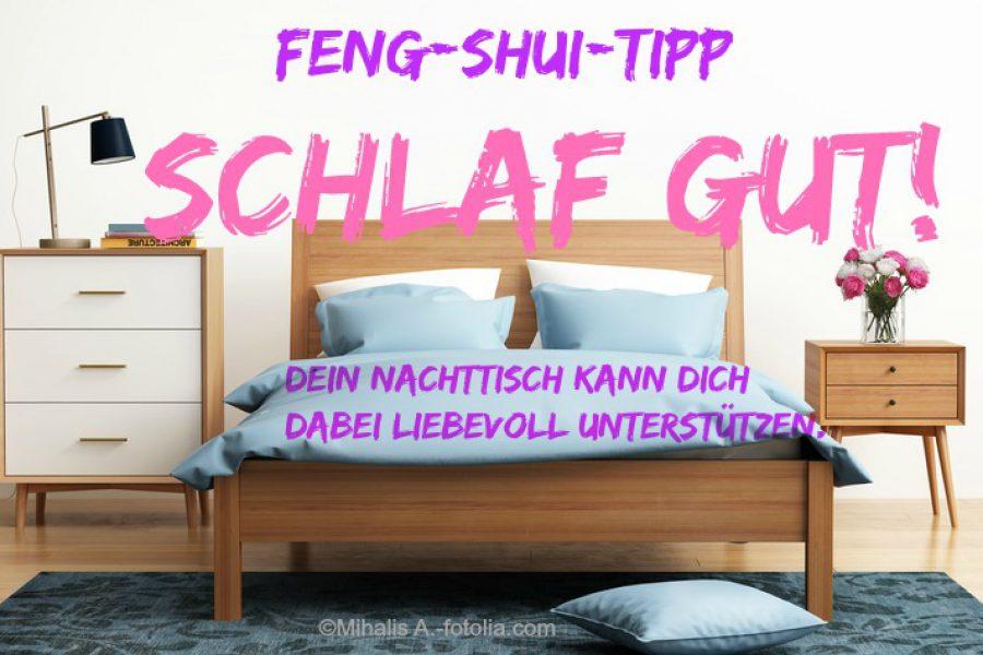 Feng-Shui-Tipp: Schlaf gut!